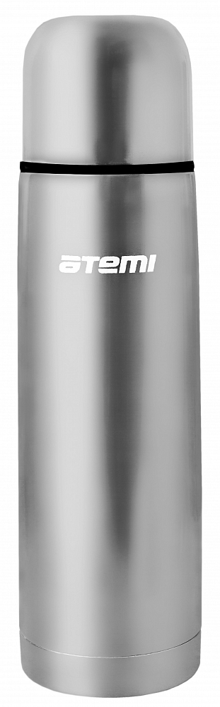 Термос HB-500 0,5л. сталь AtemiТермосы<br>Материал: нержавеющая сталь, пластик, силикон. <br>Объем: 0,5 л. Вес: 350 грамм Диаметр термоса: <br>7 см. Высота термоса (с учётом крышки): 24,5 <br>см. Термос - вещь незаменимая, каждый, кто <br>бывал в походах это знает, удобно всегда <br>под рукой иметь горячий напиток, а если <br>термос универсальный с широкой горловиной <br>то и горячую еду. Но термосы имеют более <br>широкое применение и в быту (прогулки по <br>лесу, путешествия на машине, на работе). <br>Небольшой, герметичный термос способен <br>сохранять температуру долгое время, к слову <br>размеры термосов бывают разными, самыми <br>популярными являются 0,5, 0,8, 1 литр. Бывают <br>со стеклянной колбой и металлической, в <br>последнее время все более популярными становятся <br>с металлической, т.к. это более прочная и <br>надежная конструкция. Между колбой и стенками <br>находится или воздух, или вакуум. Вакуум <br>является наиболее предпочтительным т.к. <br>имеет практически нулевую теплопроводность. <br>Идеальный термос состоит из металлической <br>колбы и между стенками находится вакуум.<br><br>Цвет: серый