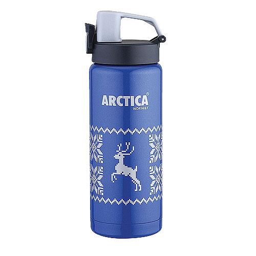 Термос Арктика Сититерм 702 Norway 0.50ЛТермосы<br>Термос АРКТИКА Сититерм 702 Norway 0.50л 0,5л/мат.нерж./Тепло,8ч(t&gt;=50)/Холод <br>,8ч(t Термос городской/Сититерм 702Norway 500 мл <br>Поилку защищает специальная крышка, которая <br>в свою очередь также служит удобной ручкой <br>для переноса термоса в руке. Механизм крышки-поилки <br>на термосе позволяет быстро открывать его <br>одной рукой и пить из поилки, а не из чашки. <br>Это делает Сититерм незаменимым для водителей, <br>спортсменов, для людей, которые живут в <br>ритме большого города, а также людей, которые <br>просто любят удобство и продуманность деталей. <br>Материал: нержавеющая сталь<br><br>Цвет: синий