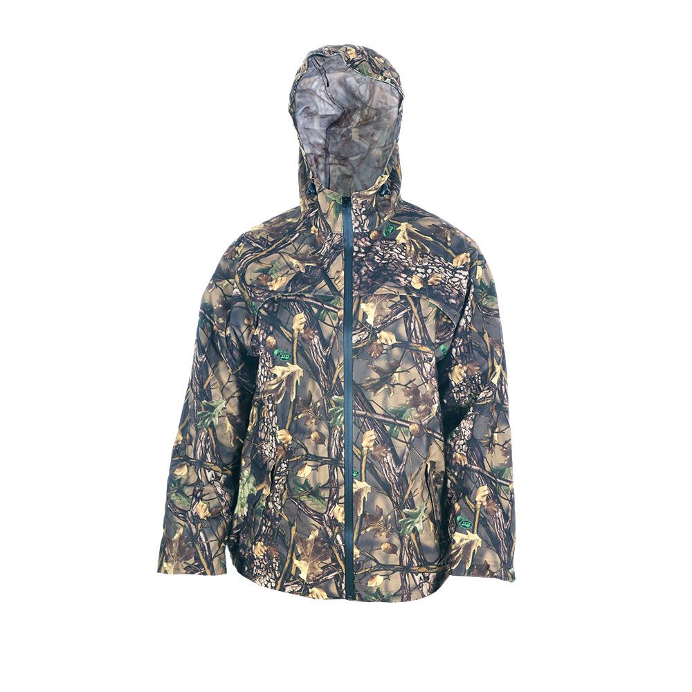 Непромокаемый маскировочный костюм ХСН Костюмы неутепленные<br>Изготовлен из нешуршащей влагостойкой <br>синтетической ткани. Все швы проклеены. <br>В комплект входит куртка и брюки. Особенности: <br>- молнии - влагозащищенные; - вентилируемая <br>кокетка; - застегивается на молнию; - утягивающийся <br>капюшон.<br><br>Пол: мужской<br>Размер: 54 - 56 / 182<br>Сезон: лето<br>Цвет: коричневый<br>Материал: Oxford 250 (100% п.э.)