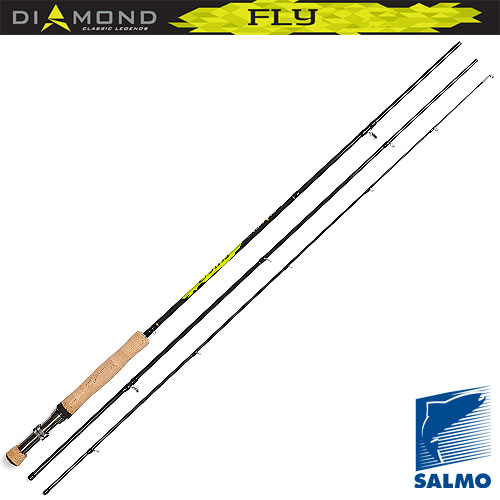 Удилище Нахлыстовое Salmo Diamond Fly Кл.7/8 2.86Удилища нахлыстовые<br>Удилище нахлыст. Salmo Diamond FLY кл.7/8 2.86 дл.2,85м/тест7-8г/строй <br>MF/вес122г/3дл.тр.99 Эти нахлыстовые удилища <br>средне-быстрого строя изготовлены из графита <br>im7 со специальным переплетением углеволокна. <br>С таким строем удилища начинающим рыболовам <br>легче всего осваивать основы ловли нахлыстом, <br>оно позволяет сделать плавный и прицельный <br>заброс мушки. Все удилища серии оснащены <br>пробковой рукояткой с классическим металлическим <br>катушкодержателем. Тюльпан и кольца верхнего <br>колена изготовлены из высококачественной <br>нержавеющей проволоки, с одной точкой крепления, <br>два самых больших кольца нижнего колена <br>имеют вставки sic, что способствует увеличению <br>дальности заброса и продлевает долговечность <br>шнура. Каждая из трех моделей удилищ изготовлена <br>под конкретный класс шнура. ? Материал бланка <br>удилища – углеволокно (im7) ? Строй бланка <br>средне-быстрый ? Конструкция штекерная <br>? Соединение колен типа oVer sTeek ? Кольца пропускные <br>большие со вставками sic ? Рукоятка пробковая <br>? Катушкодержатель вин<br><br>Сезон: лето