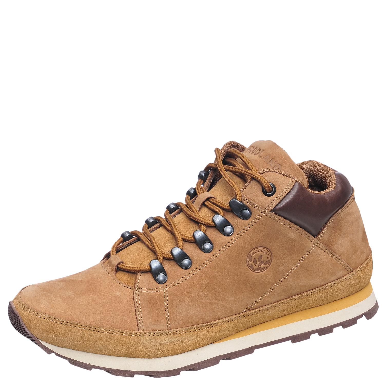 Ботинки мужские, треккинговые, светло-коричневые Ботинки для трекинга<br>Стильные мужские ботинки из высококачественного <br>натурального нубука, с деталями из бархатистого <br>замшевого спилока. Воздухопроницаемая <br>подкладка из текстиля и комфортная стелька <br>из износоустойчивой натуральной кожи обеспечивают <br>максимальный комфорт внутри обуви. Легкая, <br>гибкая комбинированная подошва из ЭВА и <br>резины обладает прекрасными амортизирующими <br>свойствами.<br><br>Пол: мужской<br>Размер: 42<br>Сезон: демисезонный<br>Цвет: коричневый