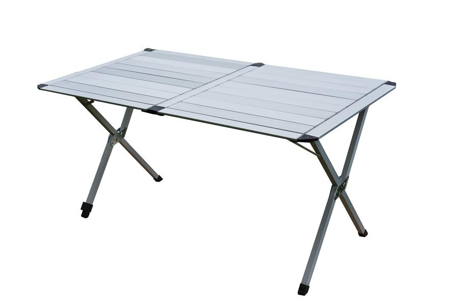 Стол складной аллюминевый ТА-583L (СКАУТ)  140*80*70