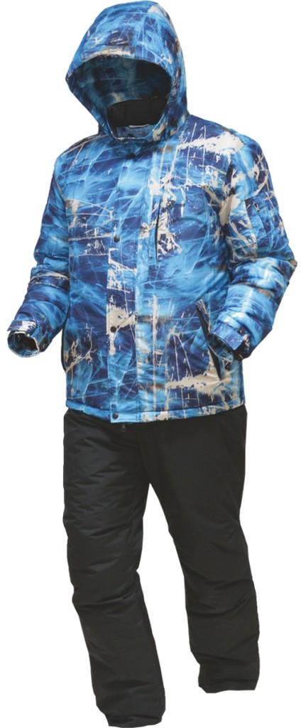 Костюм ХСН ХОРЕК демисезонный (С206-1) (Синий Костюмы утепленные<br><br><br>Пол: мужской<br>Размер: 50 - 52 / 176<br>Сезон: демисезонный<br>Цвет: голубой