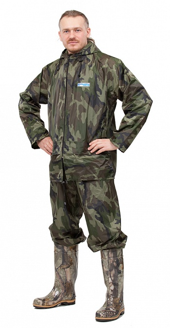 Костюм «Hunter WPL» нейлоновый кмф (56-58, 182-188) WATERPROOFLine КОС233
