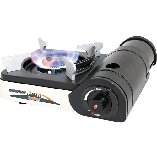 Плита Наст. Газ. Tungus CompactПлиты<br>Плита наст. газ. TUNGUS COMPACT вес с кейсом 1,7кг/разм.335x260x88мм/диам. <br>горел.70мм/макс.нагр.до 15кг/пъезоэлемент: <br>есть/расх.топл.155г\час Защита от избыточного <br>давления. Простота и удобство в обращении, <br>надежность конструкции - это пожалуй самые <br>важные свойства настольной газовой плиты <br>Следопыт. Плита оборудована одной горелкой <br>с кольцевым образованием пламени, имеет <br>пьезоэлектрический розжиг и блок управления <br>подачей газа. Для удобства транспортировки <br>и хранения плита размещается в пластиковом <br>чемодане (кейсе). В качестве топлива используются <br>газовые смеси PF-FG-220 Следопыт (220 гр) в баллонах <br>с нажимным клапаном и цанговым захватом. <br>Рекомендуется использовать с ветрозащитным <br>экраном PF-WSH-01<br><br>Сезон: Всесезонный