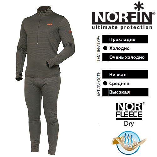 Термобелье Norfin Nord Air (XL, 3032004-XL)