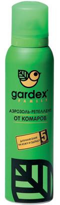 где купить Аэрозоль Gardex Family от комаров 150мл по лучшей цене