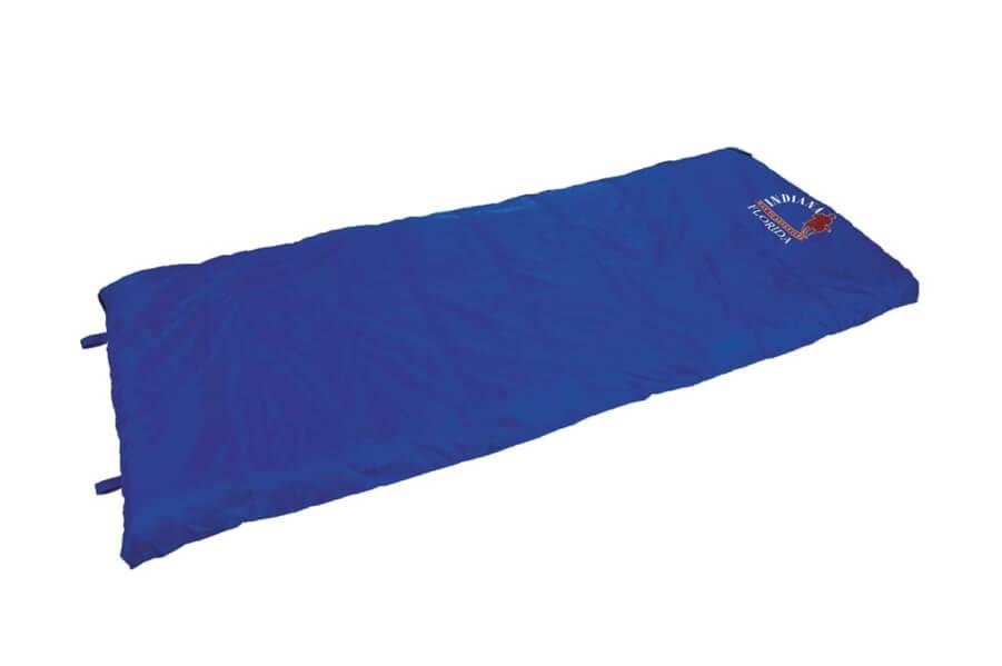 Спальный мешок FLORIDA от +5 C (одеяло 180X75 см)Спальники<br>Спальный мешок FLORIDA от +5 C (одеяло 180X75 см)<br>Классический спальный мешок - одеяло. Небольшой <br>вес, компактный размер в сложенном состоянии <br>делает этот спальный мешок лучшим выбором <br>для летних походов, кемпинга и отдыха на <br>природе.<br>Характеристики<br>Размеры: 180х75<br>Вес: 0,8 кг<br>Особенности: компрессионный мешок<br>Экстремальная температура: +5°C<br>Нижняя температура комфорта: +12°C<br>Верхняя температура комфорта: +25°C<br>Материал наружного слоя: полиэстер<br><br>Сезон: лето