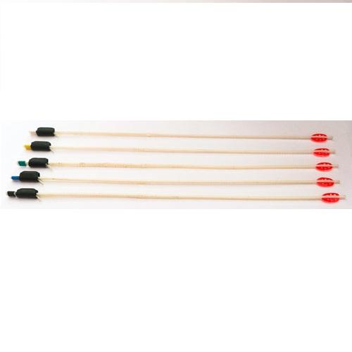 Сторожок Bream 25См/тест 5.0Сторожки<br>Сторожок BREAM 25см/тест 5.0 дл.25см/тест 5г В <br>сторожках BREAM (Лещевый) сосредоточены лучшие <br>конструкторские решения для ловли крупной <br>«белой» рыбы на глубинах от 3 до 20 метров. <br>Бланк кивка изготовлен из белого лавсана <br>методом специальной сварки. Он имеет высокие <br>упругие свойства, но в тоже время позволяет <br>быстро настраивать форму кивка под задачи <br>рыболова, к примеру создать необходимый <br>предварительный загиб вверх. Яркое ветроустойчивое <br>перо на конце кивка позволяет с легкостью <br>контролировать работу кивка при анимации <br>мормышки и отслеживать любые поклевки. <br>Крупные отверстия для лески облегчают рыбалку <br>в морозную погоду. Имеется возможность <br>регулировки рабочей длины кивка.<br><br>Сезон: зима