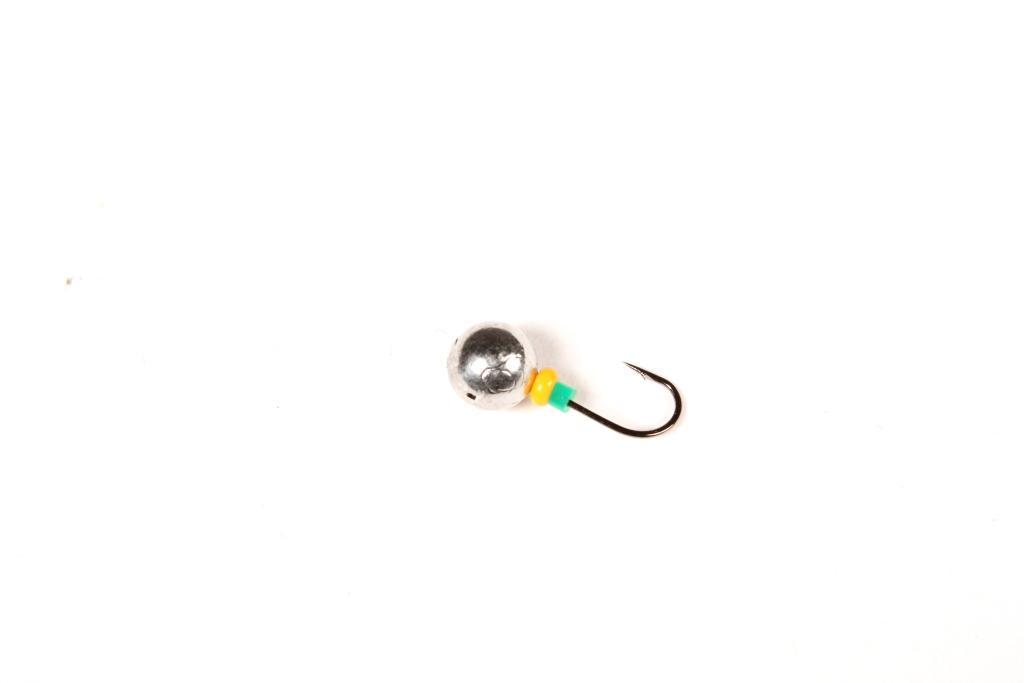 Морм свин DIXXON-Russia Шар с отверстием d8 2,6г. Мормышки<br>Мормышка свинцовая для подледной ловли <br>рыбы. Вес - 2,6 г<br>