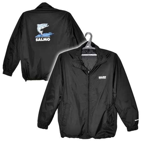 Куртка Лого Salmo 309 (L, R-309-L)Куртки неутепленные<br>Куртка лого Salmo 309, цв.син. Ветронепроницаемая <br>куртка Два боковых кармана Передняя молния <br>Материал: 100% нейлон<br><br>Пол: мужской<br>Размер: L<br>Сезон: лето<br>Материал: текстиль
