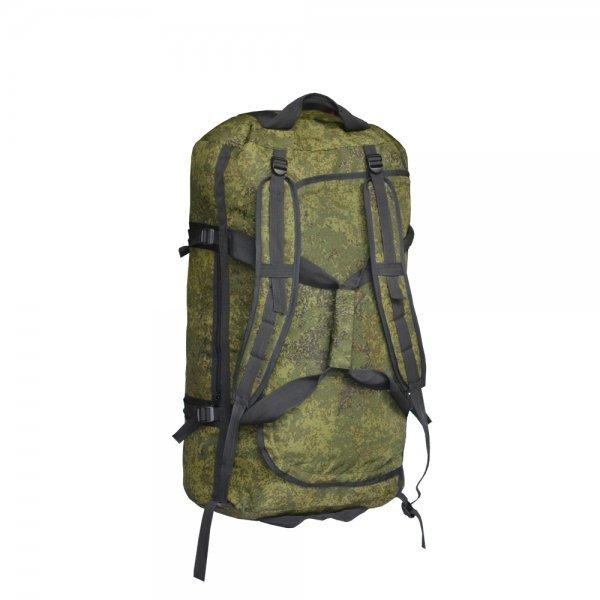 Сумка-рюкзак Привал PRIVAL, 100 л оксфорд (хаки)Рюкзаки<br>Дорожная сумка PRIVAL выполнена в классическом <br>дизайне - две ручки, плечевой ремень и надёжная <br>молния посередине. Отлично подойдет для <br>туриста, спортсмена, кемпингиста, любителей <br>порыбачить и поохотиться. Используя Дорожную <br>сумку Prival в повседневном обиходе, на рыбалке <br>или в кемпинге Вы надёжно защищаете свои <br>вещи от дождя и сырости! Лёгкость сумки <br>в сочетании с её надёжностью даст дополнительный <br>плюс при носке на продолжительные пешие <br>расстояния. Сумку можно подарить другу <br>на день рождение - Дорожная сумка Prival станет <br>очень хорошим, приятным сердцу нужным подарком, <br>который не закинут, как ненужную вещь, а <br>будут пользоваться, и вспоминать о Вас. <br>Сумка Prival - отличный помощник в любимом <br>деле. Характеристики: Объём: 100 литров, Ткань: <br>Poly Oxford 600D PU RipStop<br><br>Пол: унисекс<br>Цвет: оливковый