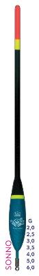 Поплавок BALSAX Sonno 2гр (5шт) (бальза)Поплавки<br>SONNO - матчевый поплавок для скользящей оснастки. <br>Предназначен для ловли на матчевую удочку.<br>