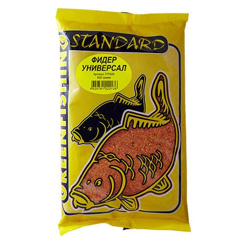 Прикормка Gf Фидер Универсал Ваниль 0.800КгПрикормки<br>Прикормка GF Standard ФИДЕР УНИВЕРСАЛ Ваниль <br>0.800кг пакет 0,8кг/ароматика: ваниль/цвет: <br>оранж/смесь Прикормки ТМ Greenfishing серия STANDARD <br>– покупатель получает продукт высокого <br>качества за небольшую стоимость, в основе <br>прикормки: высококачественные бисквиты, <br>кондитерские ингредиенты, печенье, масленичные <br>зерновые, импортные ароматизаторы. Фракция <br>прикормки однородная, что является плюсом <br>в приманивании рыбы, с хорошим пофракционным <br>распадом.<br><br>Сезон: лето