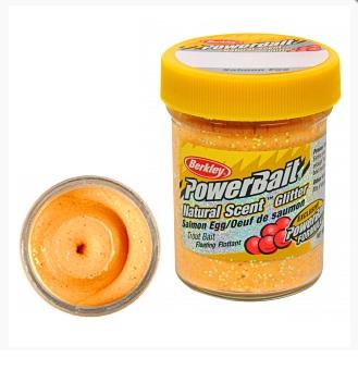 Паста форелевая Berkley NATURAL SCENT TROUT BAIT 50gr SALMON Насадки<br>Паста имеет запах и вкус, которые так нравятся <br>форели! Проверено при ловле в различных <br>условиях. - Аромат PowerBait - натуральные запахи <br>- исключительно эффективная приманка - мощный <br>аттрактант<br>