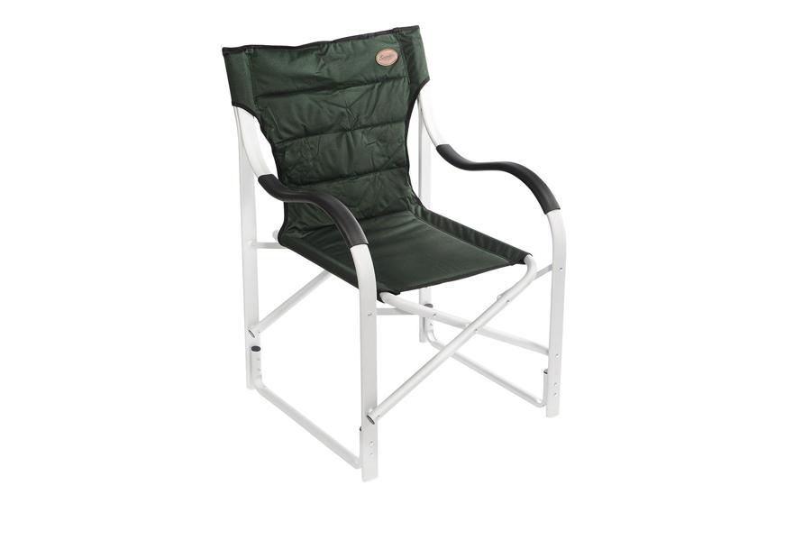 CC-777AL Кресло складное Canadian Camper (алюминий)Стулья, кресла<br>CC-777AL Кресло складное (алюминий)<br>СС-777AL - комфортное, складное кресло, способное <br>выдержать максимальные нагрузки. Каркас <br>кресла выполнен из усиленной, овальной <br>в сечении, алюминиевой трубы 30х16 мм. Мягкие <br>профилированные подлокотники. Также это <br>придает дополнительную устойчивость креслу, <br>препятствует его проваливанию в песок или <br>рыхлую землю.<br>Тканевые элементы кресла выполнены из <br>стойкого к ультрафиолетовому излучению <br>материала. В сложенном состоянии представляет <br>собой плоский пакет, что упрощает его транспортировку <br>и хранение.<br>Особенности:<br>размер - 66х56х44/89 см<br>вес - 3,5<br>Количество шт. в упаковке: 2<br>