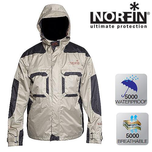 Куртка Norfin Peak MoosКуртки неутепленные<br>Куртка отлично подойдет для активного <br>отдыха и рыбалки. Материал куртки – тонкая <br>мембранная ткань, все швы проклеены. В сложенном <br>виде не занимает много места. Особенности: <br>- фиксатор, стягивающий талию; - два кармана <br>на груди и два боковых кармана; - просторный, <br>регулируемый по объему капюшон; - регулируемые <br>манжеты на липучках; - застегивается на <br>молнию с ветрозащитной планкой; - удлиненная <br>спинка; - внутренний карман для документов.<br><br>Пол: мужской<br>Размер: S<br>Сезон: демисезонный<br>Цвет: серый<br>Материал: мембрана