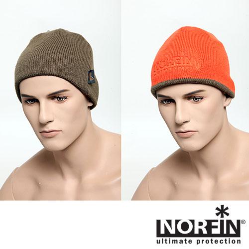 Шапка Norfin Reverse (L, 756-L)Шапки<br>Шапка Norfin REVERSE р.L разм.L/мат.полиэстер 100%/цв.болот\оранж. <br>Тёплая, двухсторонняя зимняя шапка, которая <br>отлично подойдет для охоты, рыбалки и активного <br>отдыха на природе.<br><br>Пол: мужской<br>Размер: L<br>Сезон: зима<br>Цвет: оливковый