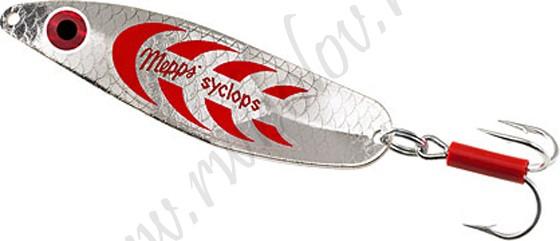 Блесна колебл. MEPPS Syclops AG/ROUGE №2 (17г) 12 шт.Блесны<br><br>