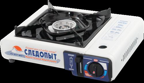 СЛЕДОПЫТ Плита Настольная Газовая Pf-Gst-N01