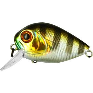 Воблер Tsuribito Fat Crank 37F, цвет №522 (арт. 28758)Воблеры<br>Плавающий пузатый воблер класса «CRANK» c <br>минимальным заглублением<br>
