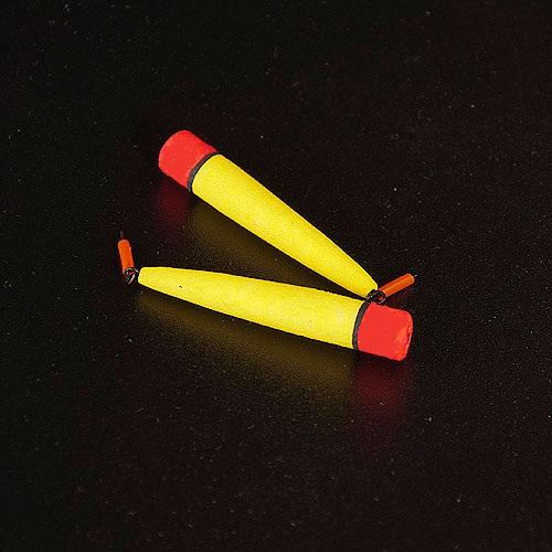 Поплавок Зим. Точеный Желтый БольшойПоплавки<br>Поплавок зим. ТОЧЕНЫЙ жел. бол. каплевидный/дл.40мм/диам.8мм/груз.0,75г/10шт <br>в упак.<br><br>Сезон: зима