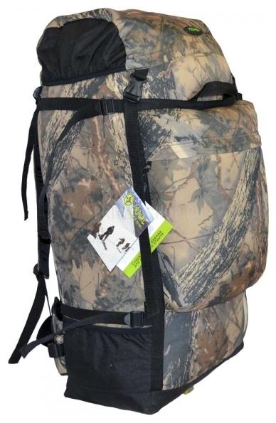 Рюкзак Михалыч PRIVAL 70л (кмф)Рюкзаки<br>Универсальный, легкий и объемный рюкзак. <br>Прекрасный выбор для любителей охоты, рыбалки <br>или начинающих путешественников. Минимальный <br>вес, регулируемый клапан, две ручки для <br>транспортировки, большой фронтальный карман <br>и боковые кармашки для длинномерных предметов <br>дополнят комфорт при эксплуатации. Регулировка <br>подвесной системы максимально проста, а <br>широкий поясной ремень фиксируется на бедрах, <br>распределяя до 80 процентов нагрузки. Компрессионные <br>стяжки по бокам позволяют регулировать <br>объем. Назначение: Туризм, рыбалка, охота <br>Число лямок: 2 Тип конструкции: Мягкий Грудная <br>стяжка: Есть Поясной ремень: Есть Боковая <br>стяжка: Нет Клапан: Есть; съемный; без кармана <br>Ткань: Poly Oxford 600D PU RipStop; Polyester 1000D Объём, л: <br>70; 90 Фурнитура: ABS пластик; застежка молния <br>№ 10 Вес, кг: 0,76; 1 Цвет: Камуфляж, Хаки<br><br>Пол: унисекс<br>Цвет: коричневый
