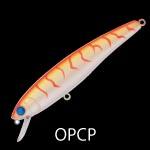 Воблер MARIA MJ-TW Minnow 90SP сусп., 90мм, 12г, до 1,5м, Воблеры<br>MJ Twitch — минноу с нейтральной плавучестью. <br>При твичинговой проводке совершает неравномерные <br>рывковые движения, на паузах застывает <br>под идеальным углом. Хаотичные рывки привлекают <br>активную рыбу; осторожная рыба соблазнится <br>приманкой на паузе. Тип проводки можно подобрать <br>в зависимости от активности рыбы. Оснащена <br>системой подвижных грузов и крючками OWNER.<br>