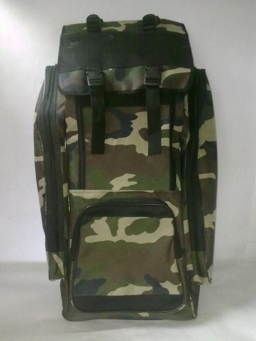 Рюкзак «Скаут» 60 л. камуфлированныйРюкзаки<br>Удобный, компактный рюкзак трёхдневник. <br>Материал: прочная капроновая ткань (Polyester) <br>с мягкой спинкой из изолона.<br><br>Сезон: все сезоны<br>Материал: Полиэстер