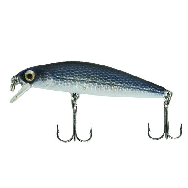 Воблер Trout Pro Baby Minnow 50F / Hb07Воблеры<br>Замечательный плавающий воблер для ловли <br>хищной рыбы. Предназначен для использования <br>на больших и умеренных течениях.<br>