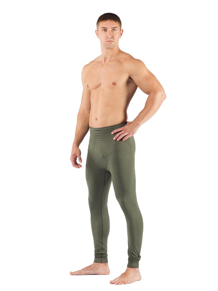Штаны мужские Lasting Ateo, зеленые АвантмаркетКальсоны<br>Описание штанов Lasting Ateo: Мужские бесшовные <br>термоштаны анатомического кроя. В состав <br>материала входит 97% силтекса (полипропилен), <br>3% еластана, эта смесь обеспечивает быстрое <br>испарение пота и идеальную сухость Вашей <br>кожи во время занятий спортом или другой <br>подвижной деятельностью, а также улучшает <br>вентиляцию тела. Материал отлично растягивается. <br>Белье имеет анатомически расположенные <br>зоны в местах повышенной потливости. Всесезонное <br>термобелье, которое прекрасно подойдет <br>для спорта (бег, тренажерный зал т.д.), для <br>катания на лыжах, а также для альпинизма. <br>Особенности: - мужское термобелье - тонкий <br>плоский шов - двухслойная кулирная вязка <br>- быстро сохнет - защитная зона - предотвращает <br>ускоренный износ в местах повышенной подвижности <br>- бесшовная вязка* Применение: треккинг, <br>зимние виды спорта, альпинизм, занятия спортом <br>Материалы: 97% силтекс (полипропилен), 3% эластан(Lycra) <br>Рекомендуется покупать в комбинации с термофутболкой <br>Apol Таблица размеров мужского (unisex) термобелья <br>Lasting Размер M L XL XXL Рост 165 - 170 171 - 175 176 - 180 181 <br>- 185 Обхват груди 92-96 96-104 104-108 108-112 Обхват <br>талии 84-90 91-96 97-103 104-110 Обхват бедер 90-94 94-98 <br>98-104 104-108 Длина штанины 100 103 107 110<br><br>Материал: {синтетика, плотность 150 г/м2}