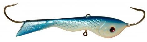 Балансир DIXXON БЫЧОК ( цвет 04 ) 70 г/ 90 ммБалансиры<br>Тяжелый балансир для ловли со льда. Оснащен <br>высококачественными впаянными крючками <br>пр-во Корея. Подвесной тройник MUSTAD с каплей. <br>Застежка - MARUTO (Япония)<br>