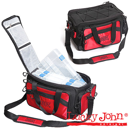 Сумка Lucky John 4-Box Hang Bag LJ-108
