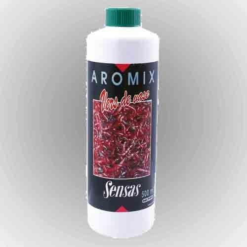 Ароматизатор Sensas Aromix Bloodworm 0.5ЛАроматизаторы<br>Ароматизатор Sensas AROMIX Bloodworm 0.5л жидк.аттракт./мотыль/10-25% <br>от объема воды/уп.0,5л Замечательная универсальная <br>добавка с ароматом и вытяжкой из мотыля. <br>Сочетается с большинством прикормок 3000 <br>серии и нравится рыбе в любое время года. <br>Пропитает каждую частицу вашей прикормки <br>уникальным ароматом мотыля, который является <br>естественным кормом большинства видов <br>рыб, обитающих в водоёмах.<br><br>Сезон: лето