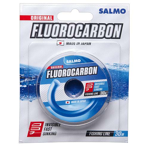 Леска Монофильная Salmo Fluorocarbon 030/016 4508-016