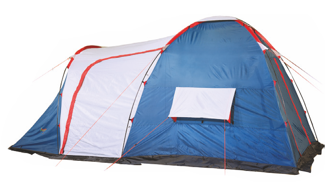Палатка Canadian Camper PATRIOT 5 (цвет royal дуги 9,5 мм) аккумулятор patriot 12v 1 5 ah bb gsr ni