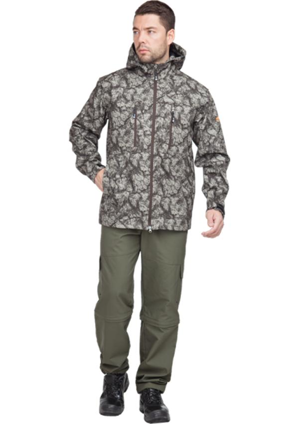 КУРТКА Sobol ТЕГЕРЕК, камни олива (48-50, 170-176)Куртки софтшелл (Softshell)<br>Отлично подойдет любителям активного отдыха, <br>охоты и рыбалки в межсезонье. Изготовлена <br>из дышащего материала софтшелл, который <br>сочетает в себе теплоудерживающие свойства <br>наряду с водоотталкивающими. Особенности: <br>- застегивается на молнию; - регулируемый <br>капюшон; - нагрудные карманы на молнии; - <br>внутренний нагрудный карман; - регулируемые <br>эластичные манжеты; - вентиляционные отверстия <br>в пройме.<br><br>Пол: мужской<br>Размер: 48-50<br>Рост: 170-176<br>Сезон: демисезонный<br>Цвет: оливковый