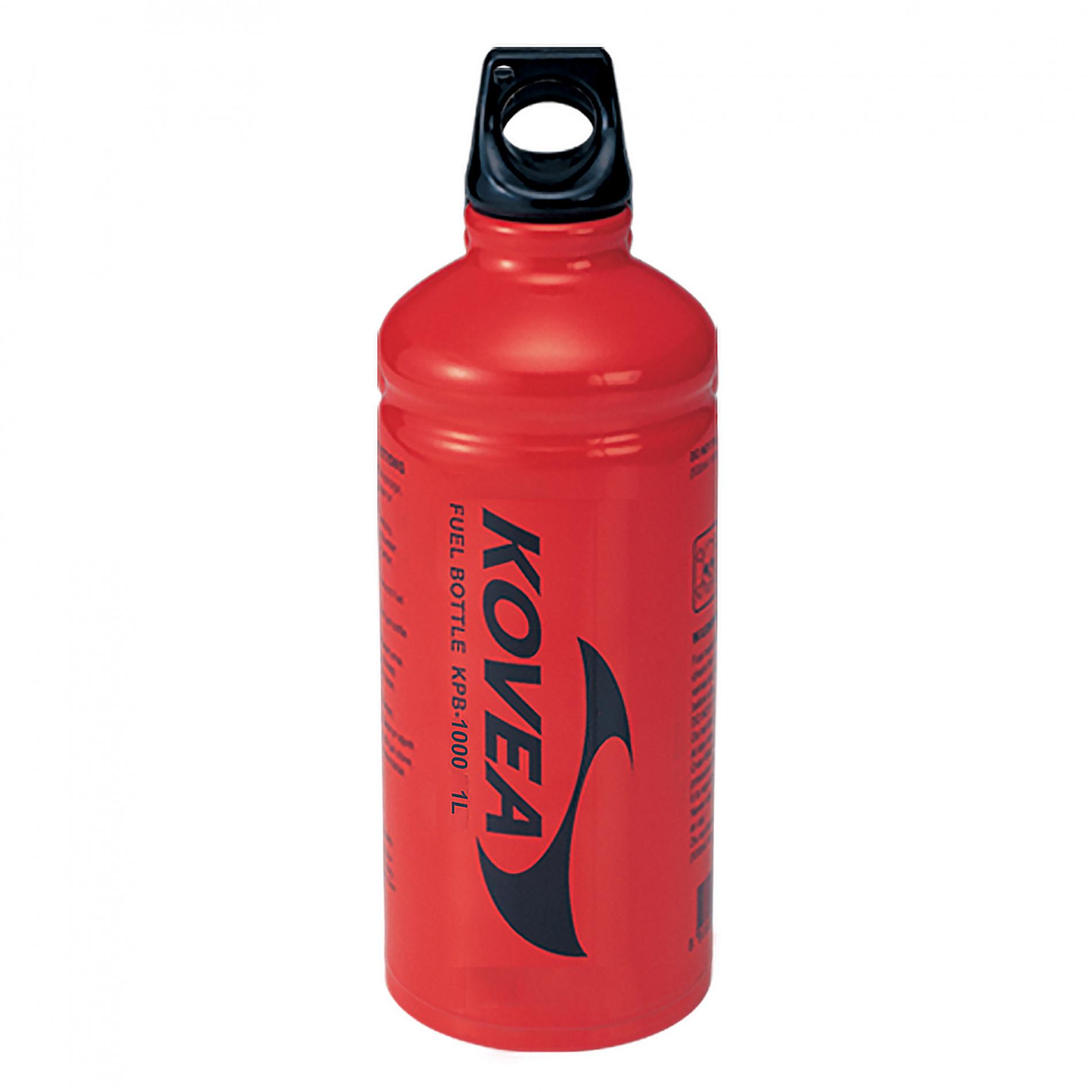Фляга для топлива Kovea 1лАксессуары<br>Топливная фляга 1 л., для горелок, работающих <br>на бензине – KB-0603, KB-0810, KB-N0810. Используя флягу <br>большего объема, вы будете реже дозаправлять <br>горелку и меньше контактировать с сильно-пахнущим <br>топливом. Модель KPB-1000 Вес 150 г<br>
