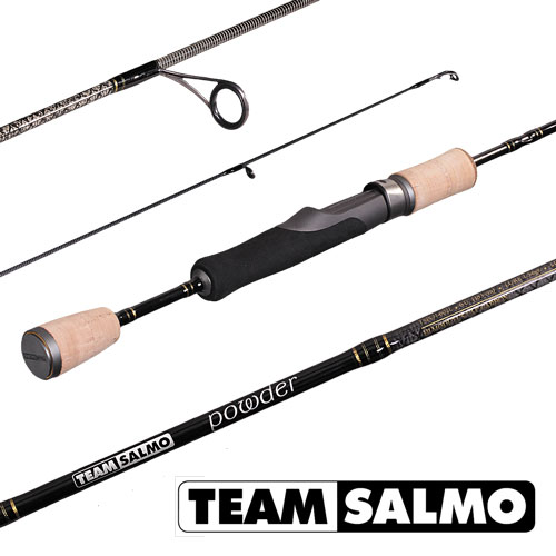 Спиннинг Team Salmo Powder 8 6.50