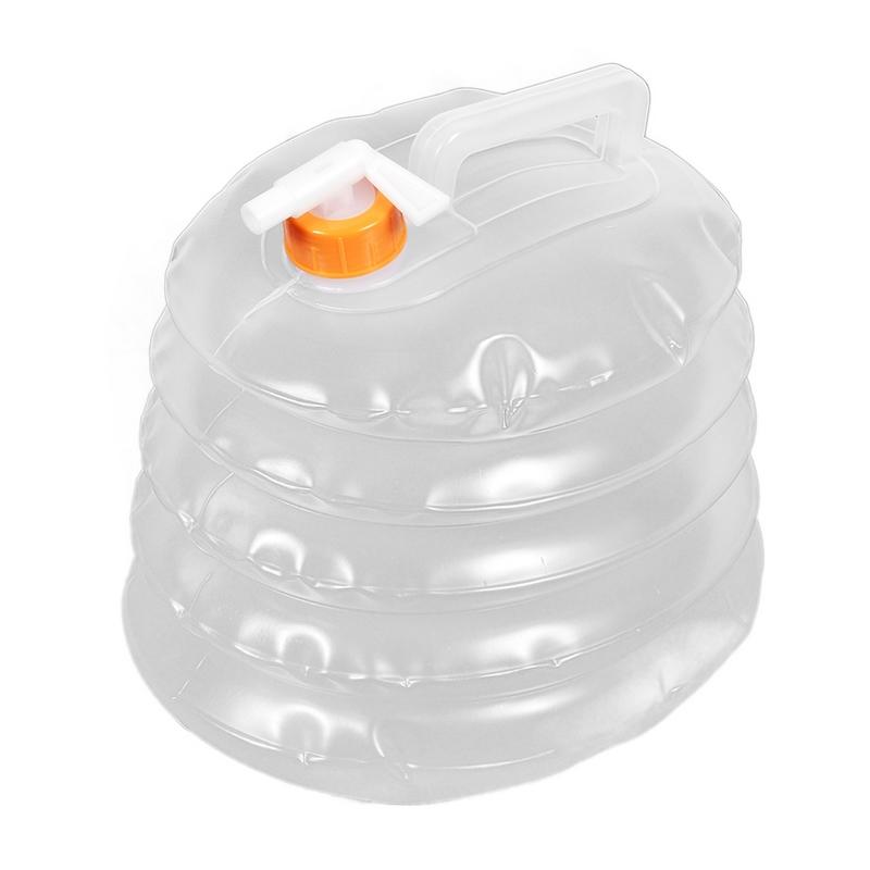 Канистра BOYSCOUT складная пластмассовая 8лКанистры<br>Складная пластиковая канистра для воды <br>на 8 литров. Изготовлена из материалов для <br>жидких пищевых продуктов PET. С удобной пробкой <br>и твердой ручкой для переноски. Канистра <br>складывается и становиться совершенно <br>плоской.<br>