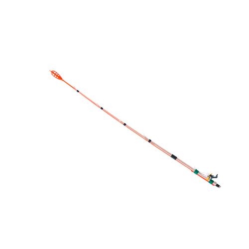 Сторожок Whisker Click M 1,5/30См Тест 1,0ГСторожки<br>Сторожок WHISKER Click M 1,5/30см тест 1,0г Посадочный <br>диаметр коннектора 1,5мм/длина 30см/тест 1,0г <br>Whisker M (30 см. / 1 + гр.) – регулируемый рессорный <br>кивок для ловли рыбы в условиях слабого <br>и среднего течения на мормышки от 1 до 1,6 <br>гр. Оптимален для глубин 1-4 метра. Регулировка <br>рабочей длины кивка производится в районе <br>коннектора, увеличивая грузоподъемность <br>кивка. Коннектор содержит эксцентричный <br>зажимной механизм с защёлкой, позволяющий <br>надежно зафиксировать кивок на хлысте удилища <br>без риска его поломки. Яркая окраска и ветроустойчивое <br>перо на конце кивка делают кивок замечательно <br>заметным на любом фоне. Рекомендуется применять <br>с самозажимным мотовилом «Whisker». Посадочный <br>диаметр коннектора 1,5 мм.<br><br>Сезон: лето