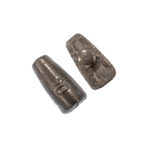 Груз Кормушки Chameleon Mini 10ГКормушки, груза, монтажи донные<br>Груз кормушки CHAMELEON mini 10г вес 10г/совместим <br>с любым корпусом кормушки «CHAMELEON mini» Груз <br>хамелеон-мини 10гр. предназначен для ловли <br>пикерной снастью на малых дистанциях и <br>небольших глубинах без течения или на очень <br>слабом течении в безветренную погоду. Кормушка <br>с этим грузом падает в воду практически <br>бесшумно, не настораживая рыбу на небольшой <br>глубине. Подходит для иловатых грунтов <br>при ловле карася и другой рыбы. Рекомендуется <br>использовать с самой мягкой вершинкой пикерного <br>удилища.<br><br>Сезон: Летний
