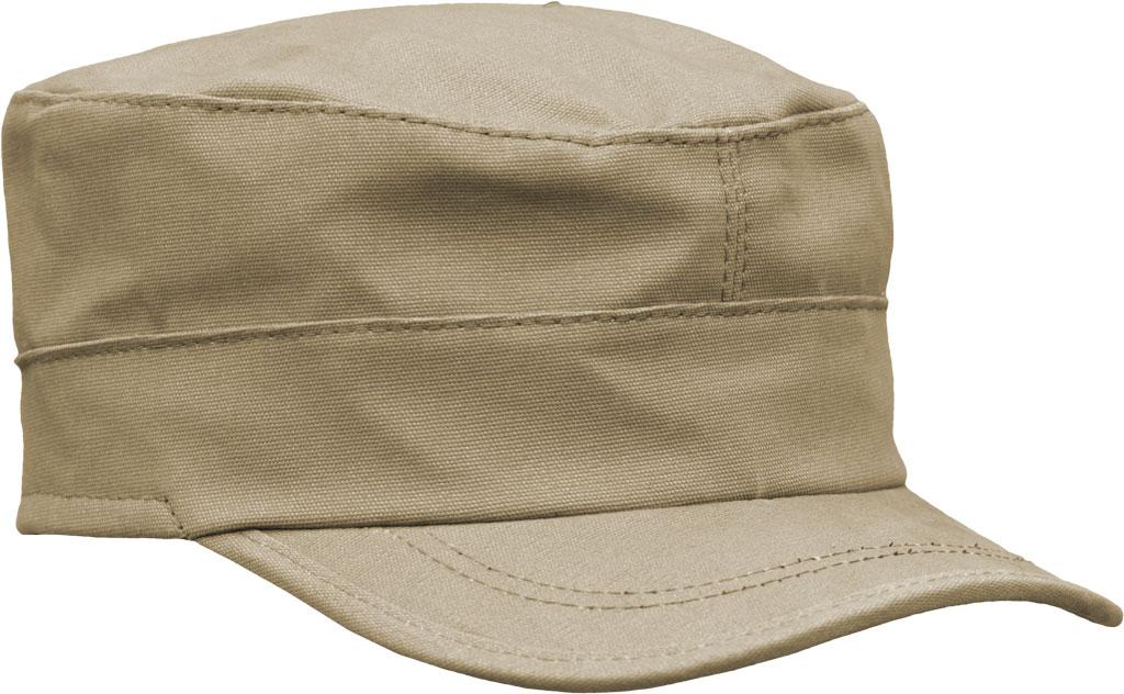 Кепи ХСН НАТО (977-5)Кепки<br>Кепи отлично подойдет для ношения летом. <br>Выполнена из смесовой ткани, с пластиковым <br>козырьком.<br><br>Пол: мужской<br>Размер: 57<br>Сезон: лето<br>Цвет: сафари<br>Материал: Хлопкополиэфирная ткань