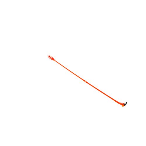 Сторожок Whisker Click Mono 1,5/25См Тест 2,0-5,0ГСторожки<br>Сторожок WHISKER Click mono 1,5/25см тест 2,0-5,0г Посадочный <br>диаметр коннектора 1,5мм/длина 25см/тест 2,0-5,0г <br>Нерегулируемый кивок, предназначенный <br>для ловли с глухой оснасткой на мормышку <br>весом 2-5г,на слабом и среднем течении или <br>в глубоких местах, где требуется тяжелая <br>мормышка.В коннекторе и бланке кивка имеются <br>специальные отверстия для пропуска лески. <br>Коннектор содержит эксцентричный зажимной <br>механизм с защёлкой, позволяющий надежно <br>зафиксировать кивок на хлысте удилища без <br>риска его поломки. Яркая окраска и ветроустойчивое <br>перо на конце кивка делают кивок замечательно <br>заметным на любом фоне. Рекомендуется применять <br>с самозажимным мотовилом «Whisker». Посадочный <br>диаметр коннектора 1,5 мм.<br><br>Сезон: лето