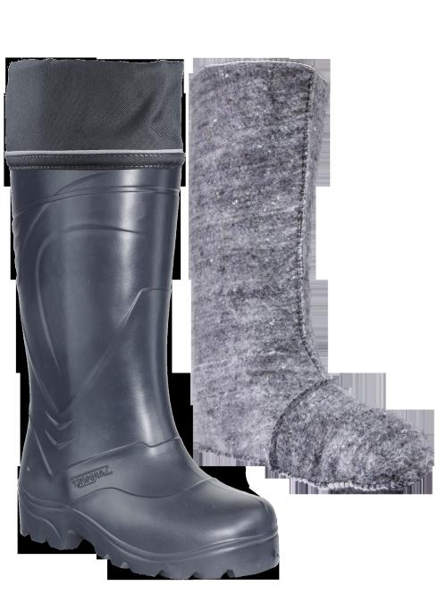 Сапоги ЭВА мужские зимние Север (SARDONIX) Сапоги для активного отдыха<br>Сапоги выполнены из современного материала <br>ЭВА .Обладают высокой степенью теплоизоляции <br>сохраняют тепло при минус 45С, защищают от <br>проникновения влаги, легче аналогов из <br>ПВХ на 40%-вес 700 гр.Обеспечивают безупречный <br>комфорт при ходьбе. Комплектуются надставкой <br>из водоотталкивающей ткани, защищающей <br>от попадания снега и воды вовнутрь и 1-сл <br>вкладным утеплителем из нетканого ворсового <br>полотна. Высота сапог: 40см.<br><br>Пол: мужской<br>Размер: 46-47<br>Сезон: зима<br>Цвет: черный<br>Материал: этиленвинилацетат (ЭВА)