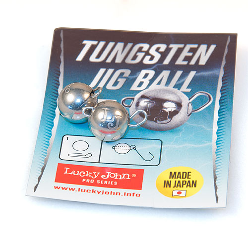 Груз-Головки Lj Pro Series Tungsten Jig Ball Вольф. Разбор. Грузила<br>Груз-головки LJ Pro Series TUNGSTEN JIG BALL вольф. разбор. <br>009г 1шт. вес 9г/кол.в уп.1шт. Компактная разборная <br>вольфрамовая груз-головка.<br><br>Сезон: Летний
