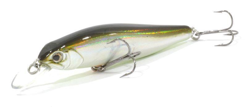 Воблер Trout Pro Lucky Minnow 80F цвет 135Воблеры<br>Классический минноу воблер для ловли щуки <br>на мелководье. Обладает прекрасной игрой <br>как при равномерной проводке, так и при <br>рывковой твичинговой.<br>