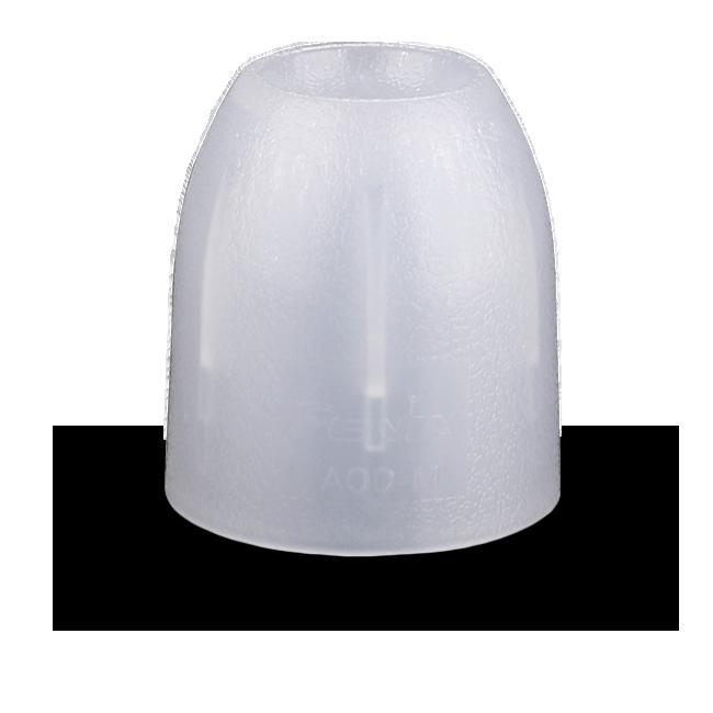 Диффузионный фильтр AOD-MАксессуары к фонарям<br>Диффузионный фильтр-насадка AOD-M от компании <br>Fenix предназначен для преобразования мощного <br>узконаправленного луча фонаря в рассеянный <br>свет, который обеспечивает равномерное <br>освещение пространства. Как вариант, данную <br>модель можно использовать в качестве сигнального <br>устройства для подачи световых сигналов. <br>Фильтр AOD-M отличается компактными размерами <br>и изготовлен из специального пластика, <br>устойчивого к высоким температурам и ударам. <br>Диффузионный фильтр-насадка AOD-M подходит <br>для использования со следующими моделями <br>фонарей компании Fenix: E40, E50, LD41, SD10, TK09, TK10, <br>TK11, TK12, TK15, TK20, TK21, TK22, TK22 (2014 ed.), RC10, RC15.<br>