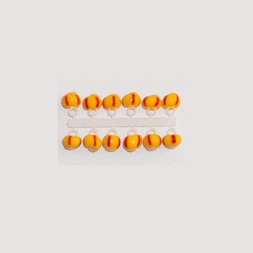 Подвес-Серьга Микро-Бис Шар Жел.-Красн. Подвесы-приманки на крючок<br>Подвес-серьга МИКРО-БИС ШАР жел.-красн. <br>арбуз 3.7мм К 12шт. диам. 3,1мм/матер. Стекло <br>Микро-бис шар 3,7 мм.,– шарообразная подвеска <br>маятникового типа, предназначена для использования <br>совместно с средними и крупными мормышками, <br>отвесной блесной или балансиром (до 6см). <br>Использование подвески Микро-бис оживляет <br>игру приманки, создавая в ней две и более <br>части, имеющие разное (по частоте и направлению) <br>независимое движение, привлекающее и мирную, <br>и хищную рыбу. При активной игре приманки, <br>подвеска создает шумовой эффект, особенно <br>выраженный при применении двух и более <br>подвесок на одной приманке. Большой ассортимент <br>цветов, включая светящиеся люминесцентные, <br>и легкая смена одной подвески на другую, <br>позволят рыболову в процессе ловли подобрать <br>именно ту комбинацию подвесок и приманки, <br>которая на данный момент наиболее эффективна. <br>Способ монтажа: отрезать подвеску от кассеты <br>и надеть на крючок приманки за колечко, <br>закрепив небольшим отрезанным кусочком <br>кембрика (из комплекта).<br><br>Сезон: зима