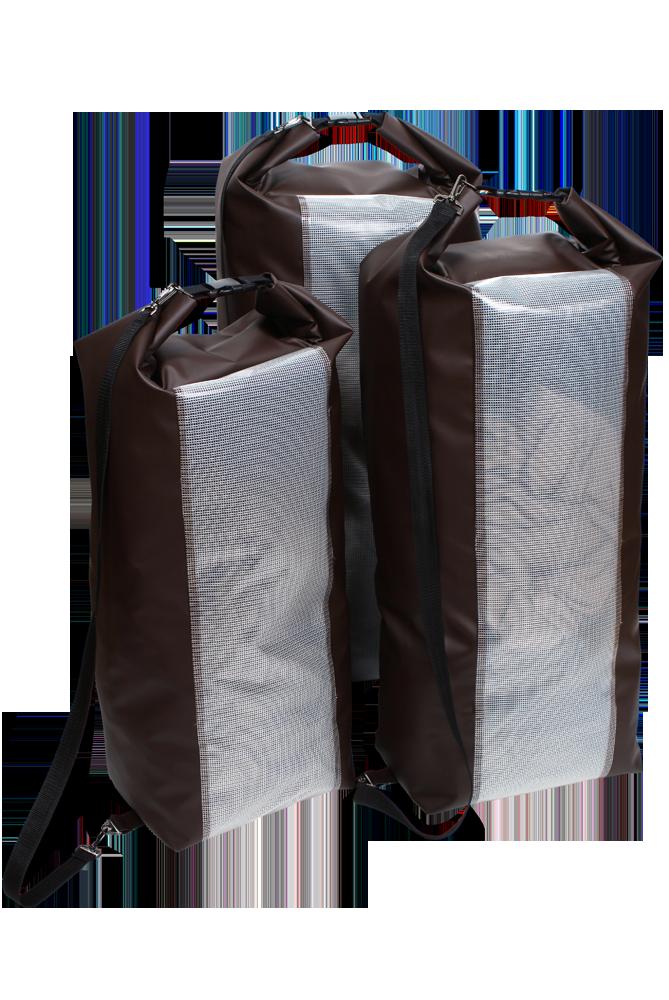 Баул Sarma из водонепроницаемой ПВХ ткани • С010-2(70л) СУМ010-2